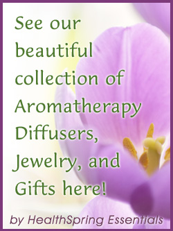 Aromatherapy Diffusers, Jewelry, and Gifts